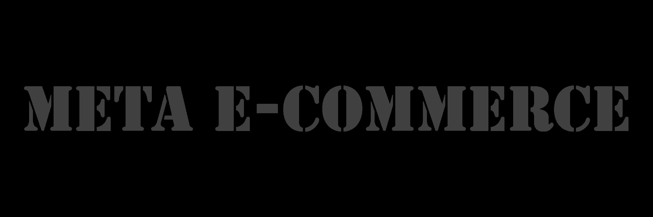 Meta E-commerce